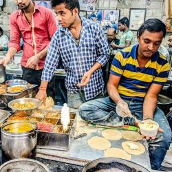 How to Avoid India Delhi Belly When You Want to Eat Everything in India