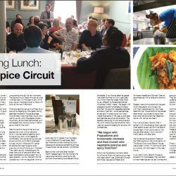 Working Lunch : Spice circuit